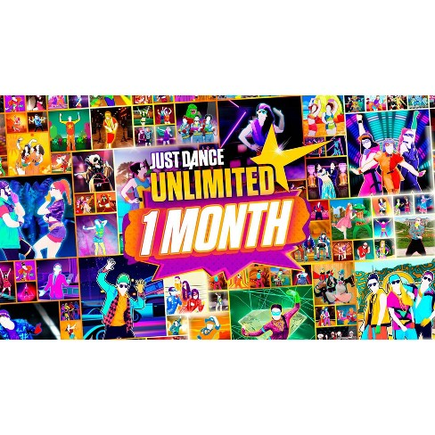 Just Dance: Unlimited 1 Month - Nintendo Switch (Digital) - image 1 of 1