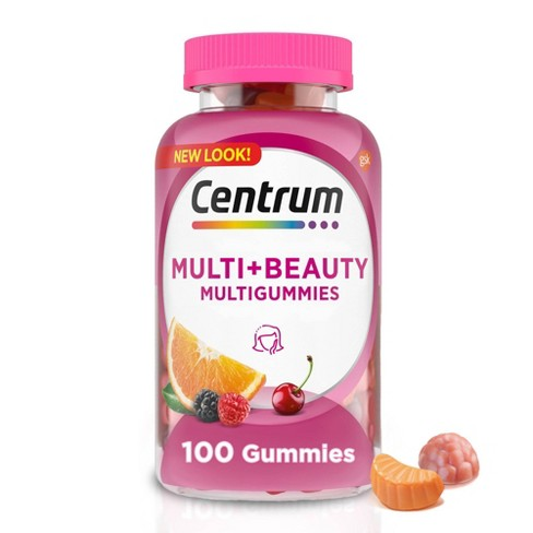 Centrum Multi Gummies for Health & Beauty - 100ct - image 1 of 4