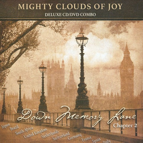 Mighty clouds of joy - Down memory lane:Chapter 2 (CD) - image 1 of 2