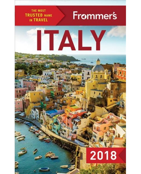 Frommer's 2018 Italy -  (Paperback) - image 1 of 1