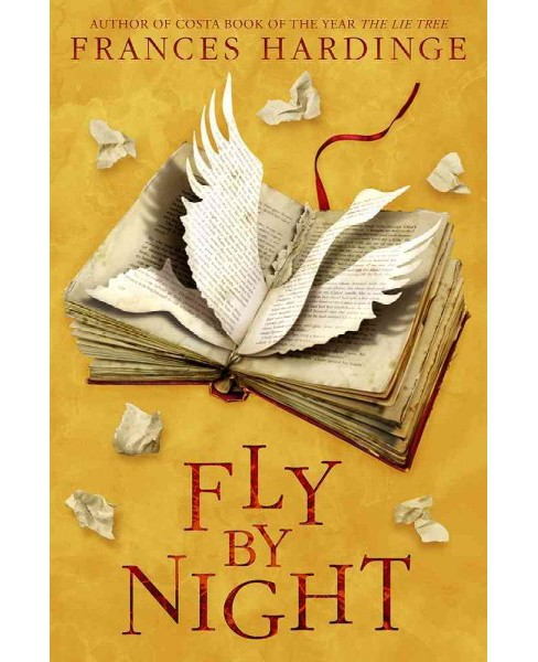 Fly by Night -  by Frances Hardinge (Paperback) - image 1 of 1