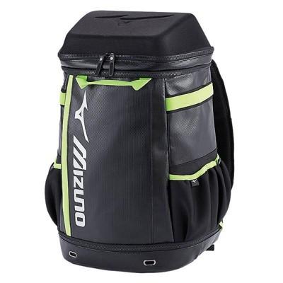 Mizuno Pro Batpack G2 Unisex Size No Size In Color Black-Optic/Sulphur (9035)