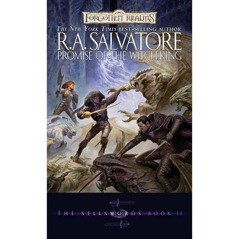 Promise of the Witch-King - (Legend of Drizzt) by  R A Salvatore (Paperback) - image 1 of 1