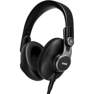 AKG K371 Closed Back Studio Headphones Black