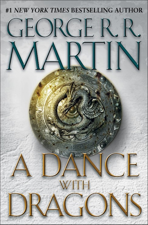 A Dance With Dragons (Song of Ice and Fire #5) (Hardcover) (George R. R. Martin) - image 1 of 1