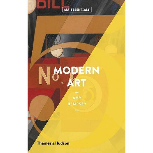 Modern Art - (Art Essentials) by  Amy Dempsey (Paperback) - image 1 of 1