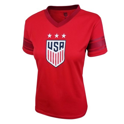 FIFA U.S. Women's Soccer 2019 World Cup Alex Morgan Women's Jersey - image 1 of 2