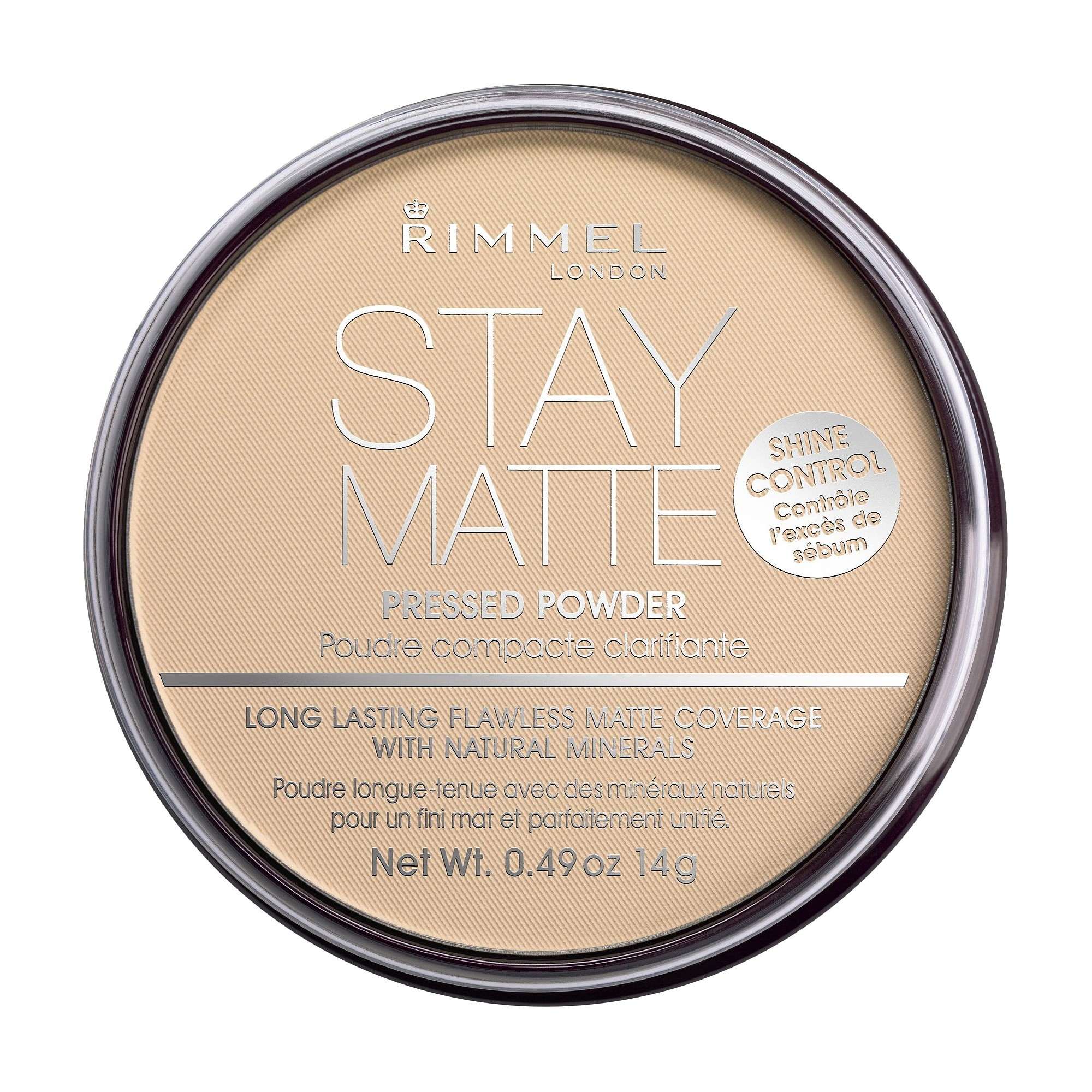 Rimmel Stay Matte Powder - Transparent