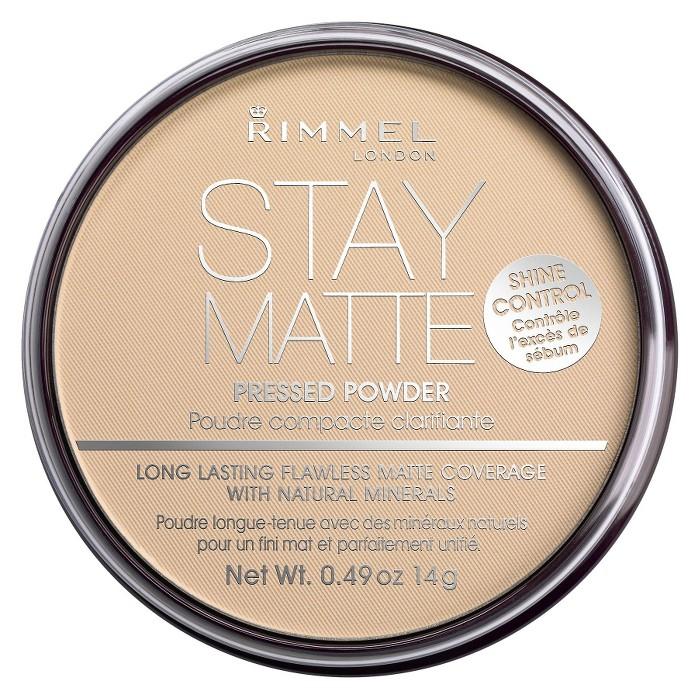 Rimmel Stay Matte Powder - Transparent - image 1 of 1