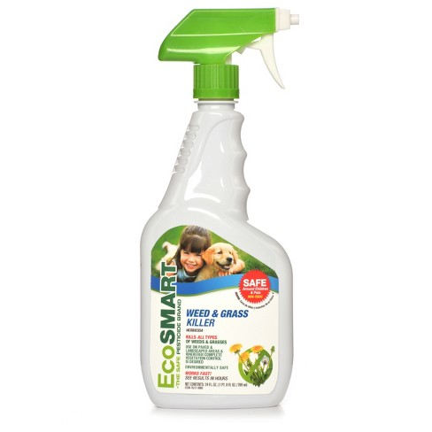 Weed & Grass Spray 24oz - EcoSMART® - image 1 of 1