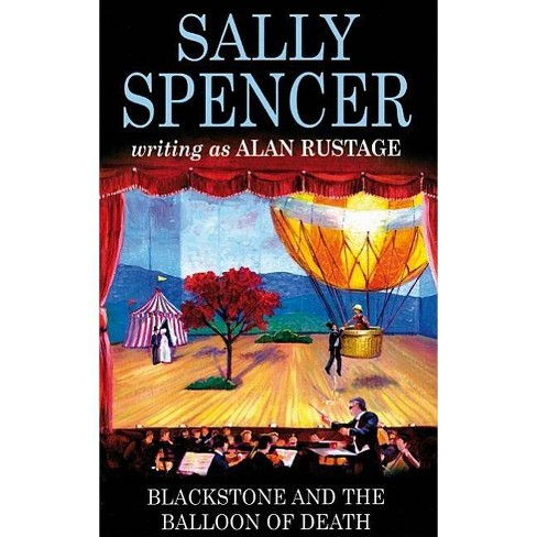 Blackstone and the Balloon of Death - (Severn House Large Print) by  Sally Spencer & Alan Rustage - image 1 of 1