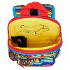 "Zip & Zoe Mini 10"" Kids' Backpack & Safety Harness - Rainbow - image 4 of 4"