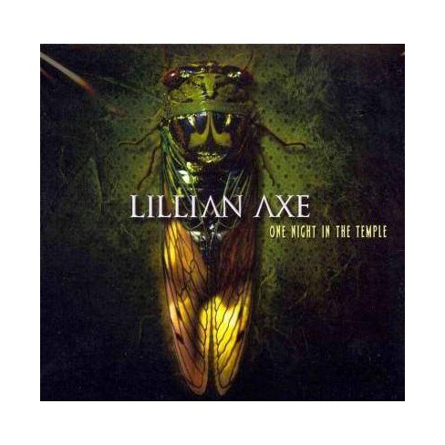 Lillian Axe - One Night In The Temple (CD) - image 1 of 1
