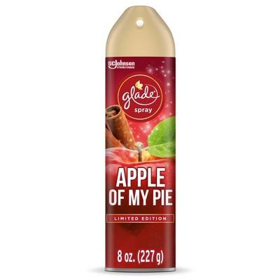 Glade Aerosol Air Freshener - Apple Of My Pie - 8oz