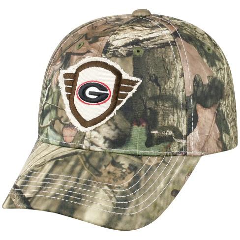 b487de8c064 NCAA Men s Georgia Bulldogs Baseball Hat - Camo...   Target