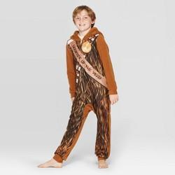 Boys' Star Wars Blanket Sleeper - Brown