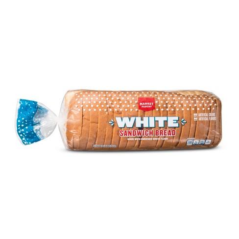 White Bread - 16oz - Market Pantry™ - image 1 of 1