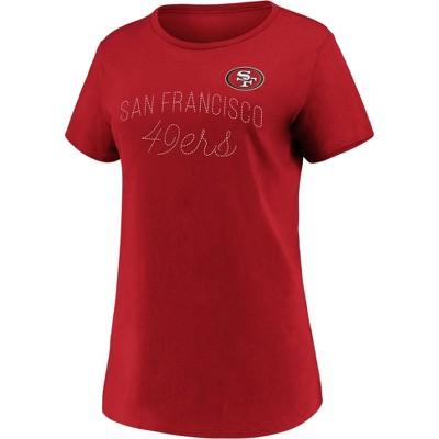 NFL San Francisco 49ers Women's Short Sleeve T-Shirt