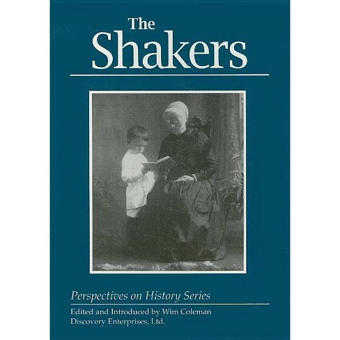 Shakers - (Perspectives on History (Discovery)) (Paperback) - image 1 of 1