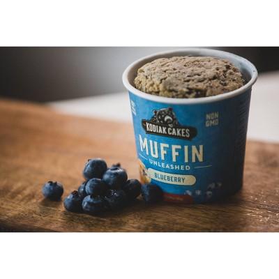 Kodiak Cakes Minute Muffins Mountain Blueberry Cup - 2.29oz