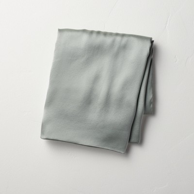 Standard Solid Silk Pillowcase - Casaluna™