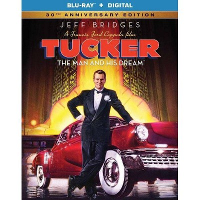 Tucker: The Man And His Dream (Blu-ray)(2018)