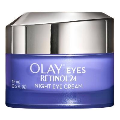 Eye Creams & Masks: Olay Eyes Retinol 24 Night Eye Cream