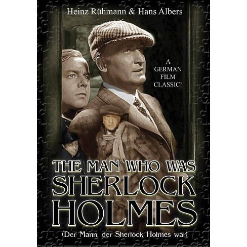 The Man Who Was Sherlock Holmes (DVD) - image 1 of 1