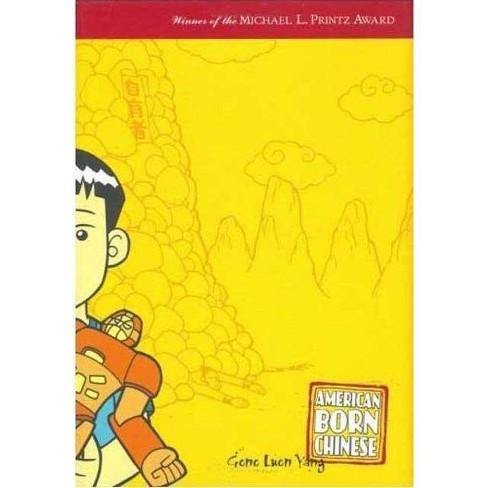 American Born Chinese - by  Gene Luen Yang (Hardcover) - image 1 of 1