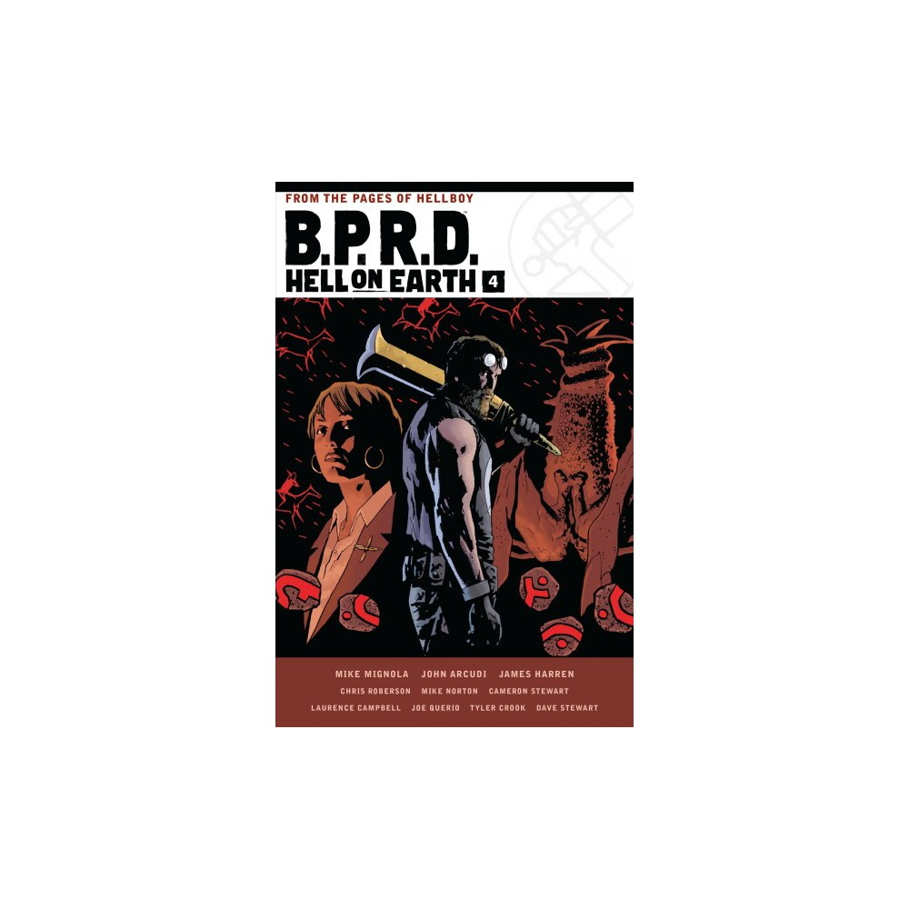 ISBN 9781506706542 product image for B.p.r.d. Hell on Earth 4 - by Mike Mignola & James Harren & Chris Roberson ( | upcitemdb.com