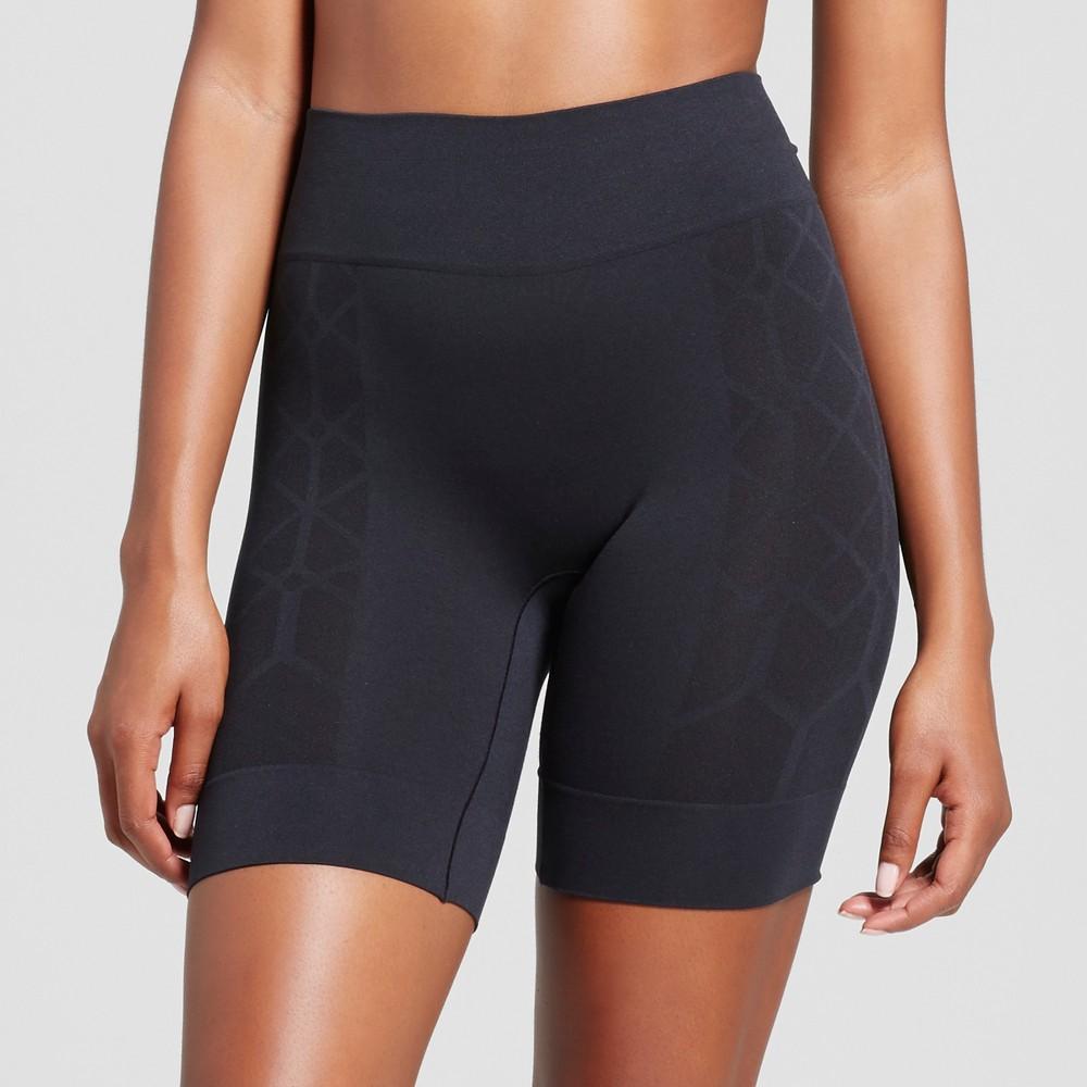 Image of Jockey Generation Women's Wicking Slipshort - Black L, Women's, Size: Large