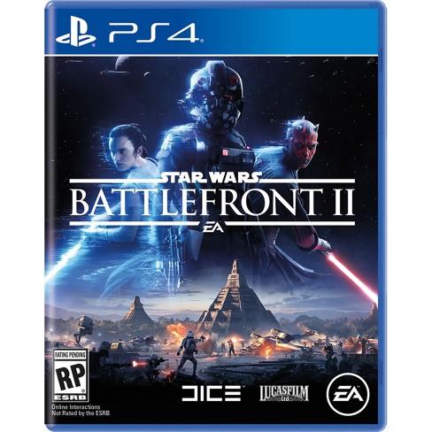 Star Wars Battlefront II - PlayStation 4 - image 1 of 4