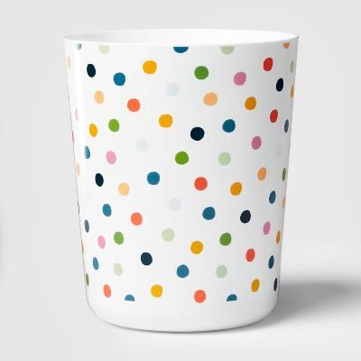 Dot Bathroom Wastebasket - Pillowfort™