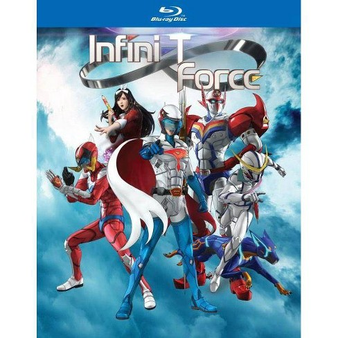 Infini-t Force: The Complete Series (Blu-ray) - image 1 of 1