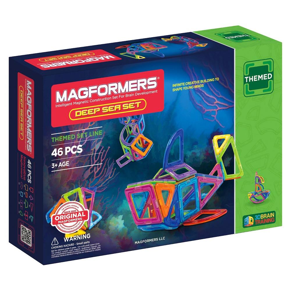 Magformers Deep Sea Toy Building Set