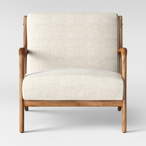 Esters Wood Arm Chair Husk Project 62 Target