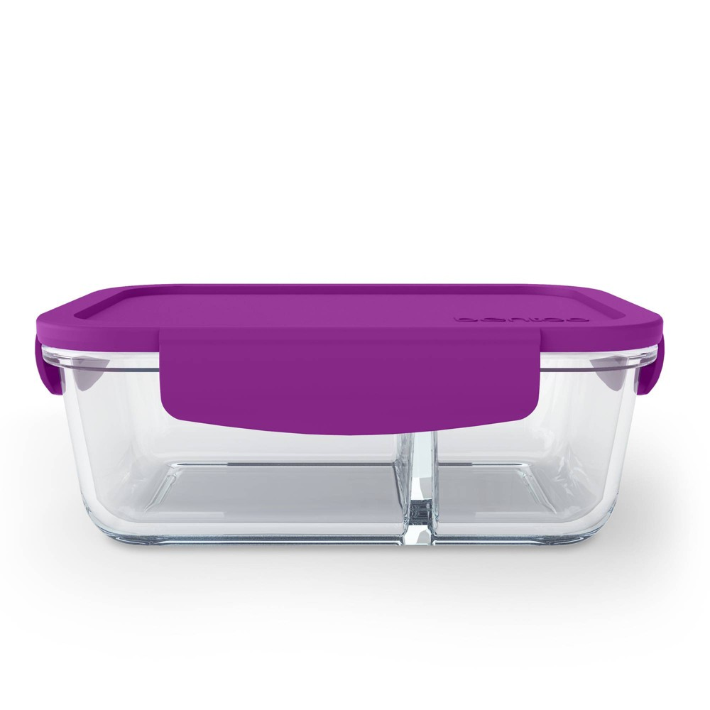 Image of Bentgo Glass Snack Container - Purple