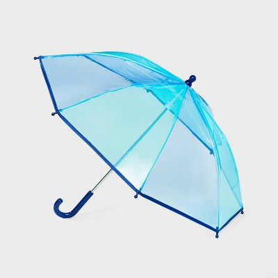 Toddler Stick Umbrella - Cat & Jack™ Blue