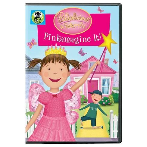 pinkalicious peteriffic pinkamagine it dvd target