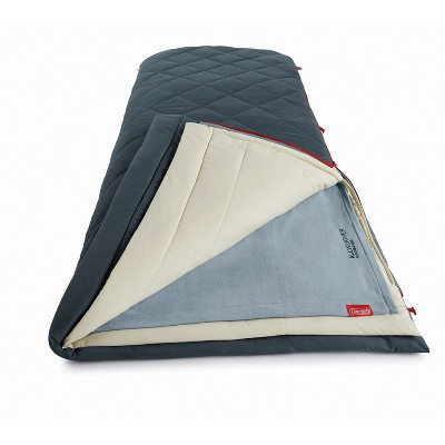Coleman All-Weather Multi-Layer Sleeping Bag - Navy