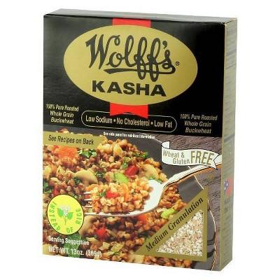 Wolff's Kasha Combination Meal - 13oz