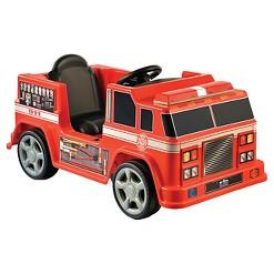 Kid Motorz Fire Engine Red 6V