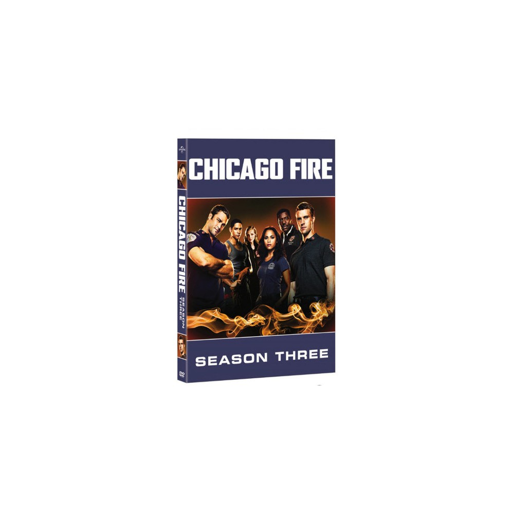 Chicago Fire: Season Three [6 Discs]