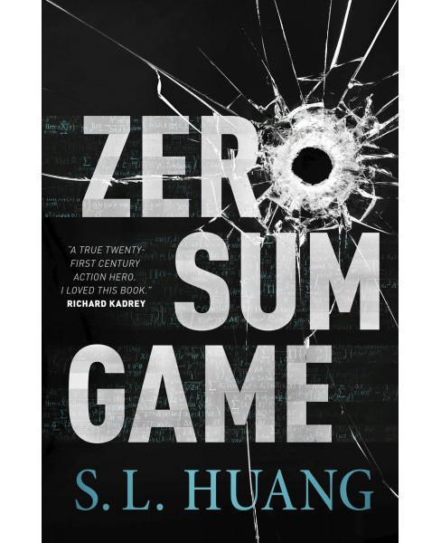 Zero Sum Game -  (Cas Russell) by S. L. Huang (Hardcover) - image 1 of 1