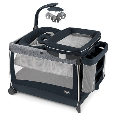 Chicco Lullaby Dream All-In-One Playard - Indigo