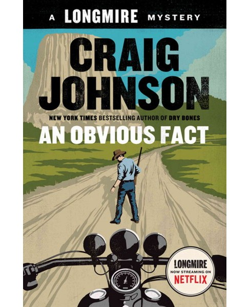 Obvious Fact (Large Print) (Hardcover) (Craig Johnson) - image 1 of 1