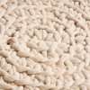 Darrow Cord Ottoman - White - Christopher Knight Home - image 3 of 4