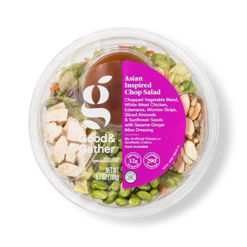 Asian Inspired Chop Salad Bowl - 6.7oz - Good & Gather™ - image 1 of 3