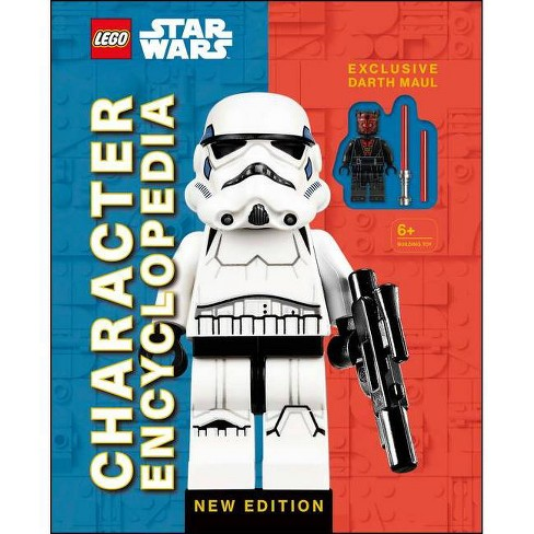 Lego Star Wars Character Encyclopedia New Edition - by  Elizabeth Dowsett (Mixed Media Product) - image 1 of 1