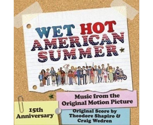 Various - Wet hot american summer (Ost) (Vinyl) - image 1 of 1